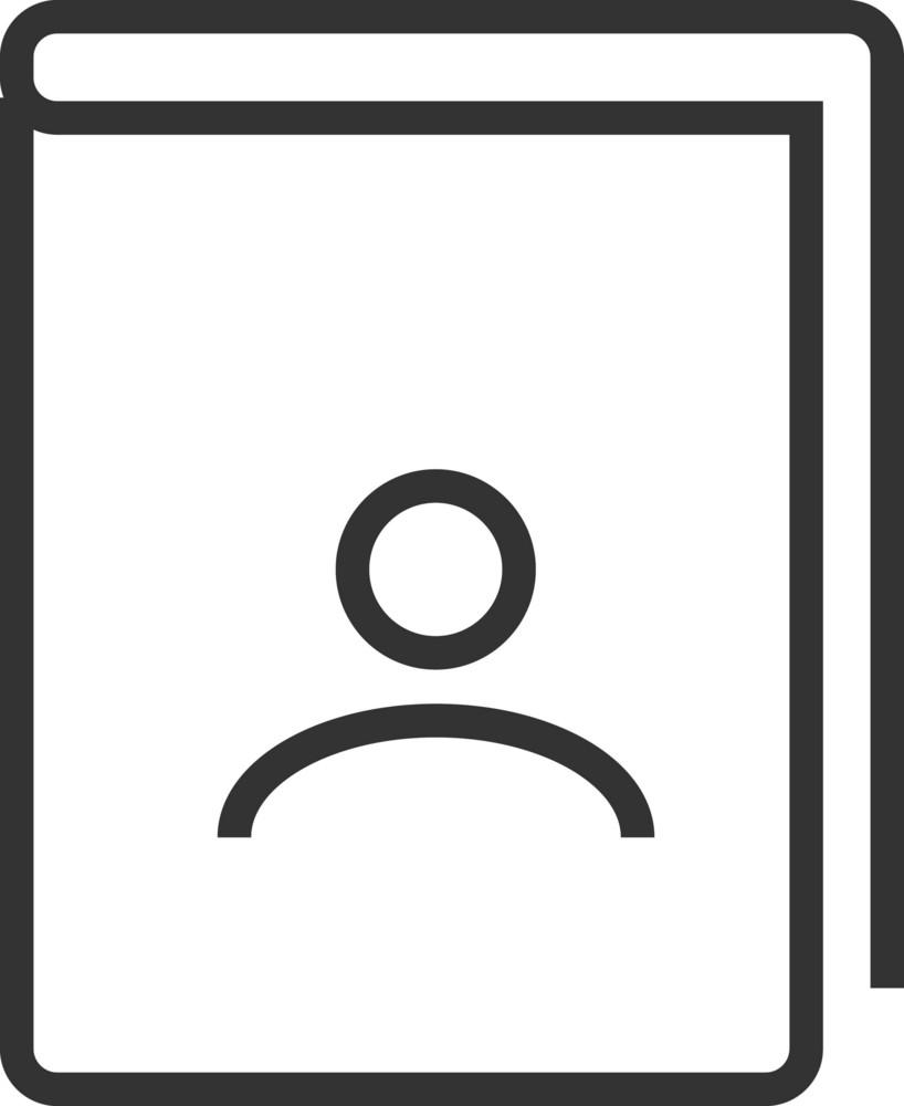 Book 3 Minimal Icon