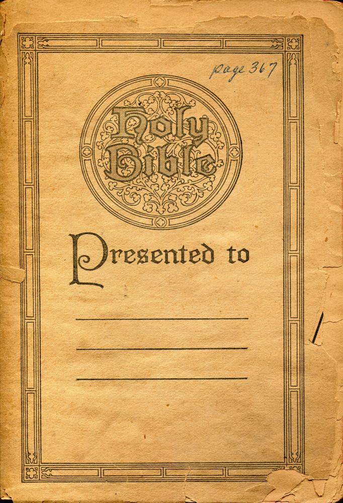Book Bible 1 Texture