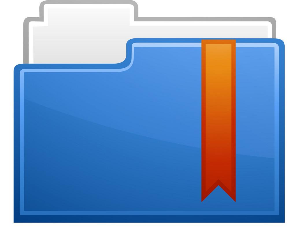 Bookmarked Folder