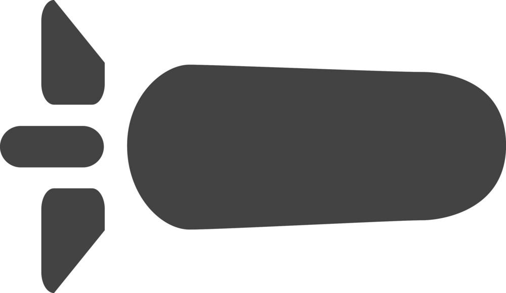 Boom 2 Glyph Icon