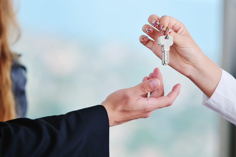 New home keys