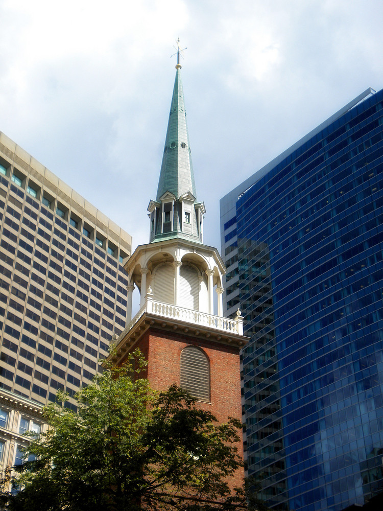 Boston Old North Church