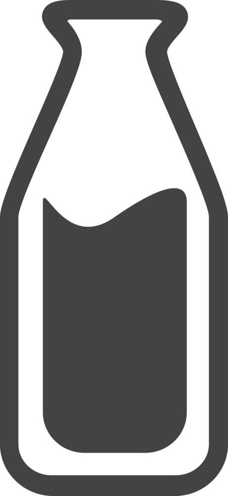 Bottle 1 Glyph Icon