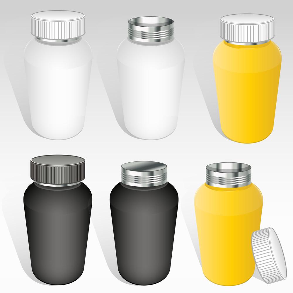 Bottles Set