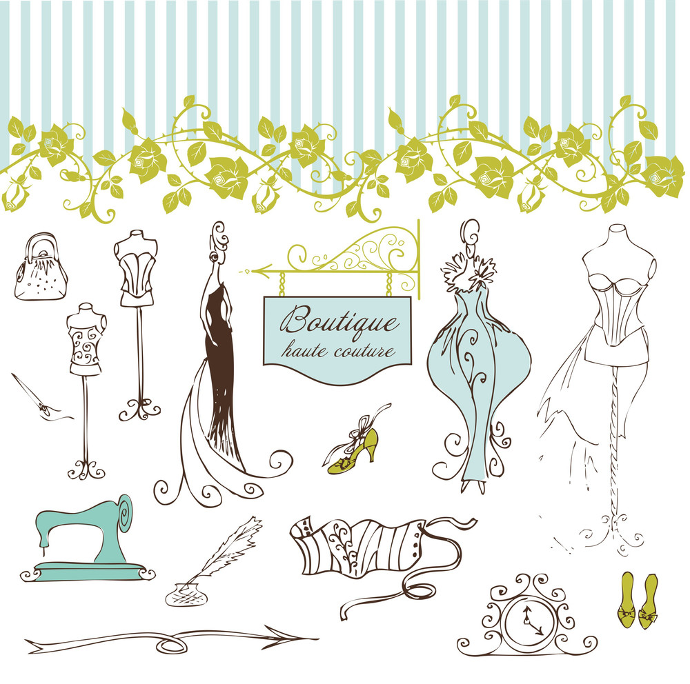 Boutique Haute Couture And Dressmaking