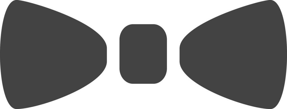 Bow Glyph Icon
