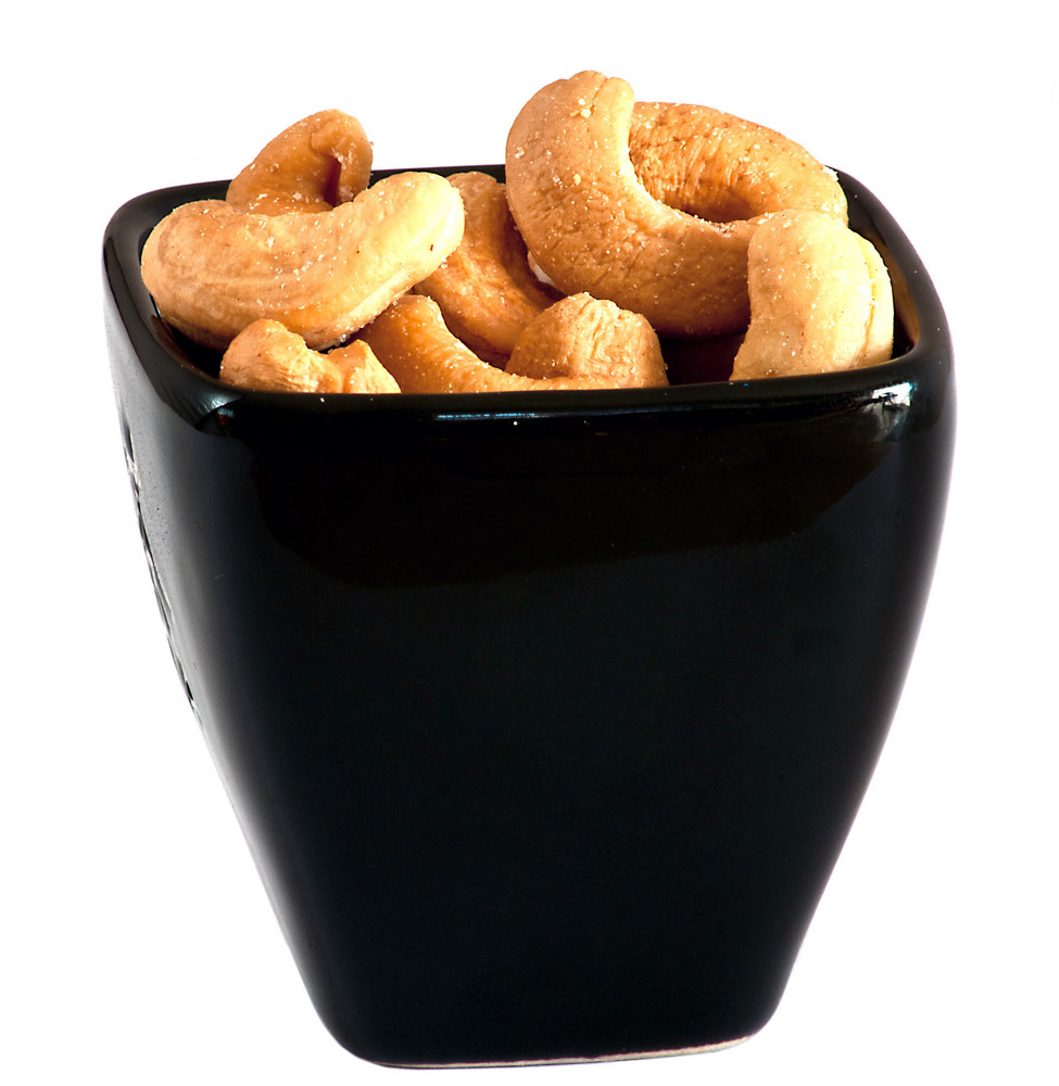 Bowl With Cashew Nuts