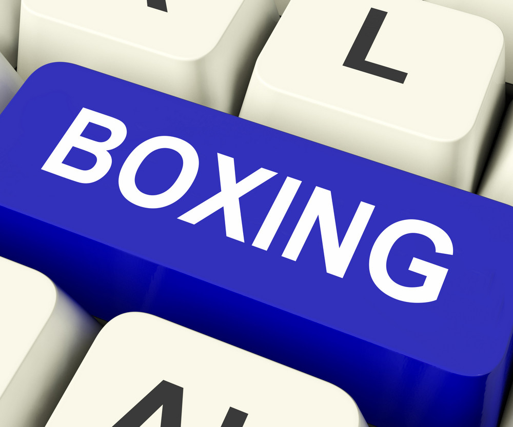 Boxing Key Show Fighting Or Punching