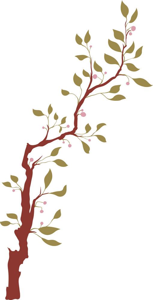 Branch Vector Element