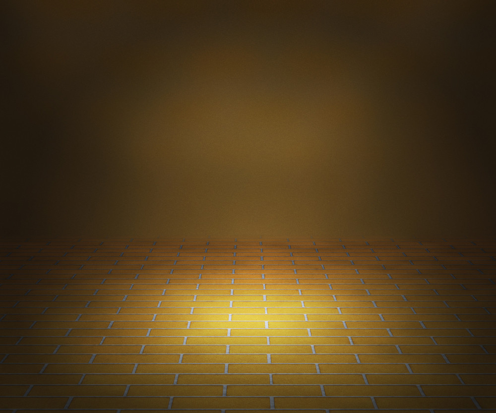 Brick Floor Background