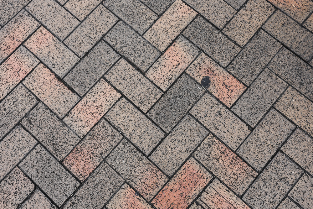 Brick floors and background texture