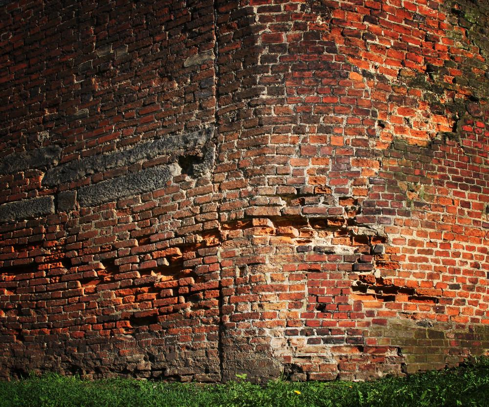 Bricks Fantasy Backdrop