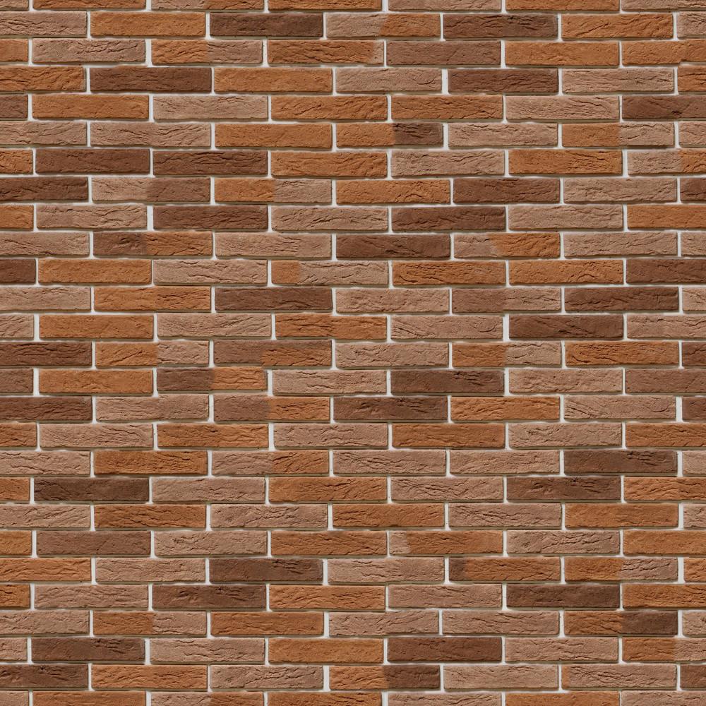 Design Texture Of Brown Bricks
