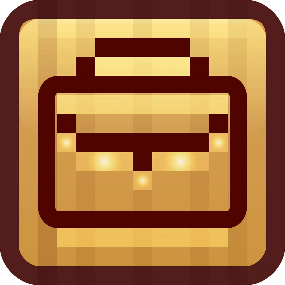Briefcase Brown Tiny App Icon