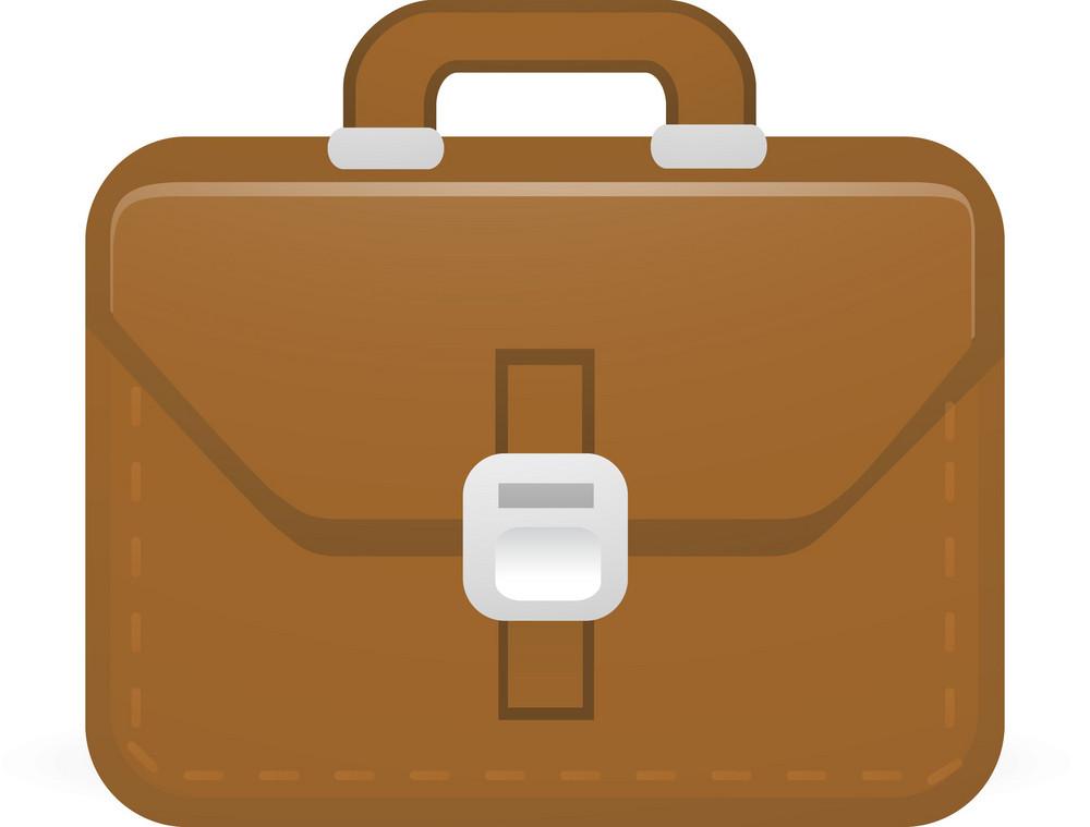 Briefcase Lite Art Icon