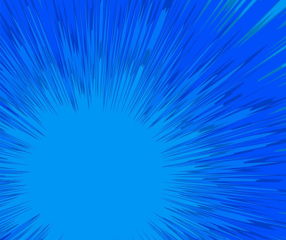 Bright Abstract Sunburst Background