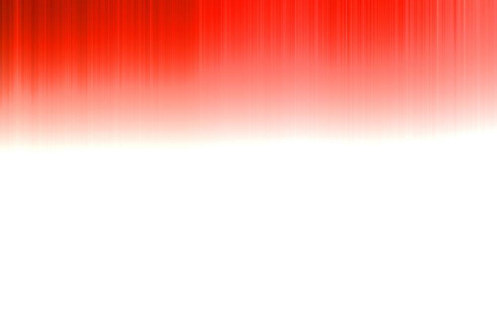 Bright Blurred Red Background
