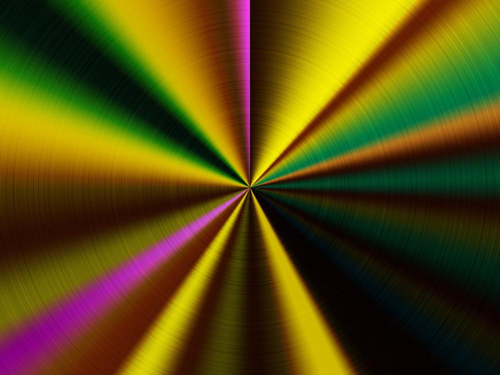 Bright Colorful Metal Sheet
