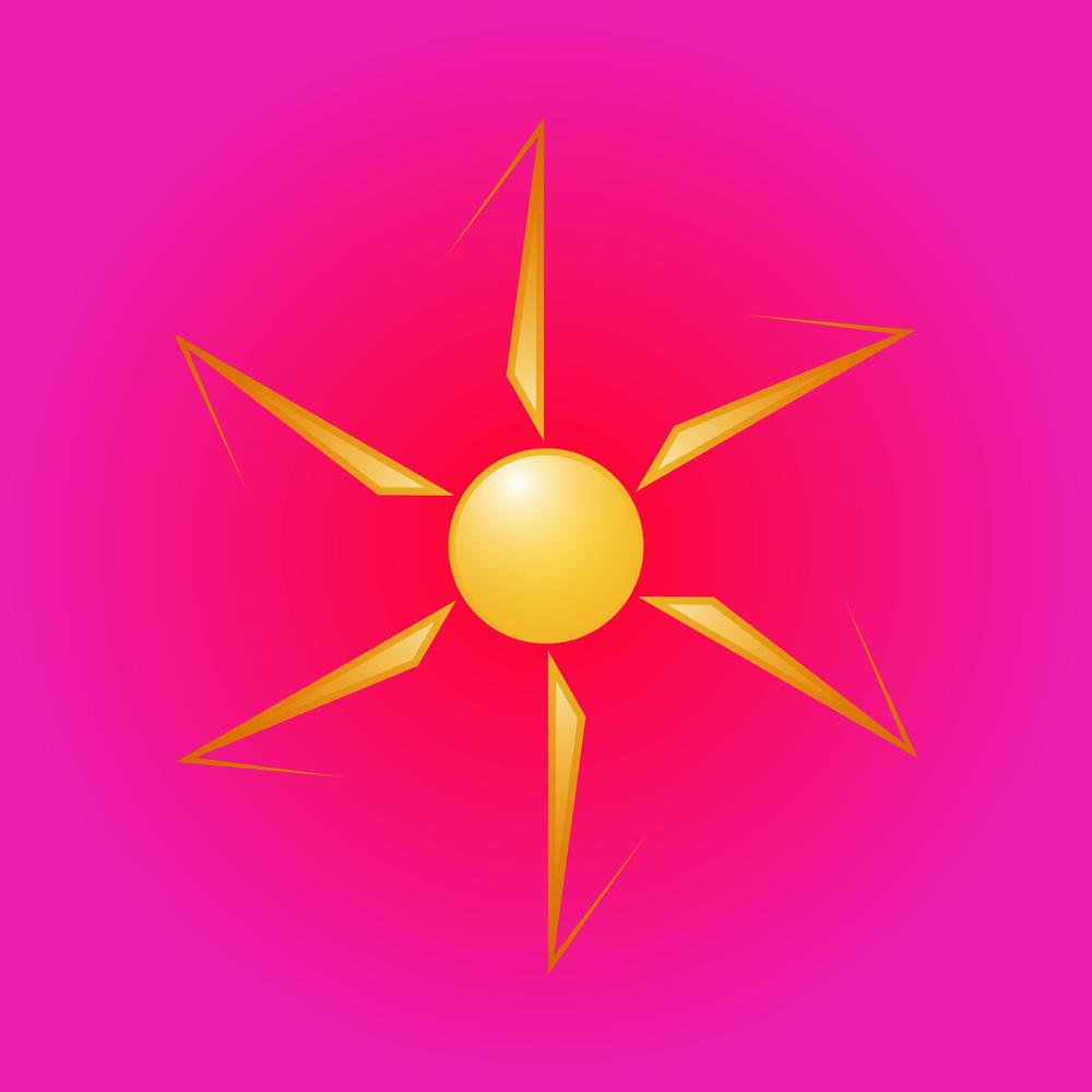 Bright Sun Icon