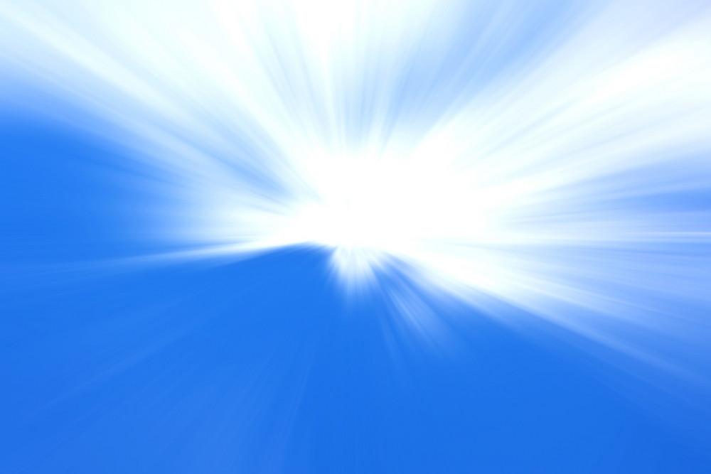 Bright Sunlight Background