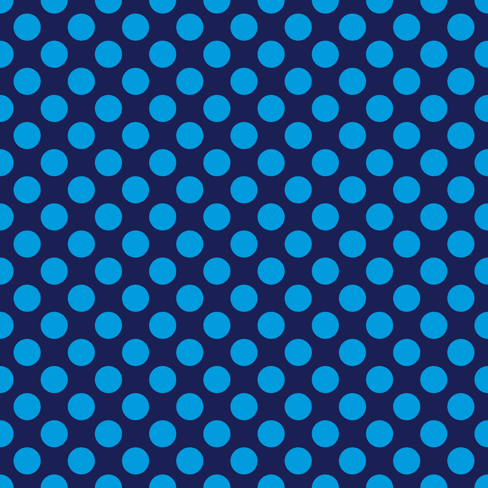 Blue Dinosaur Paper With A Polka Dot Pattern