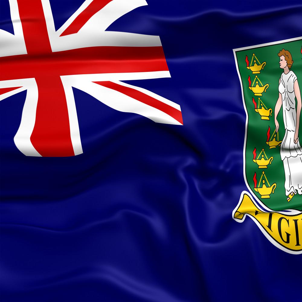 British Virgin Islands Flag