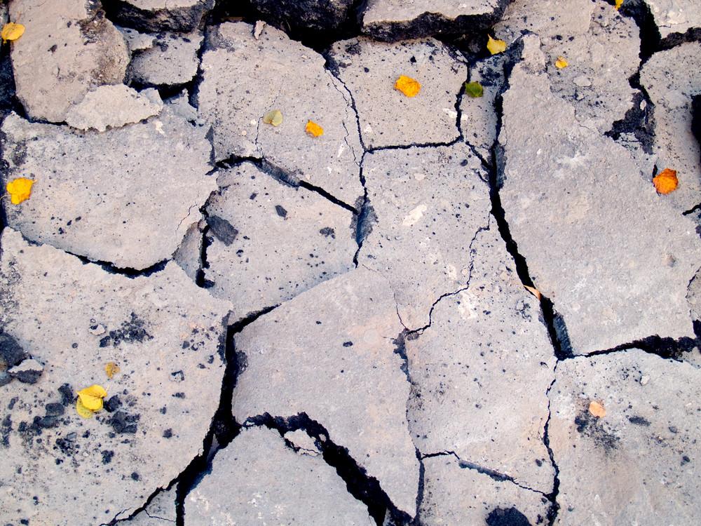 Broken Road Texture