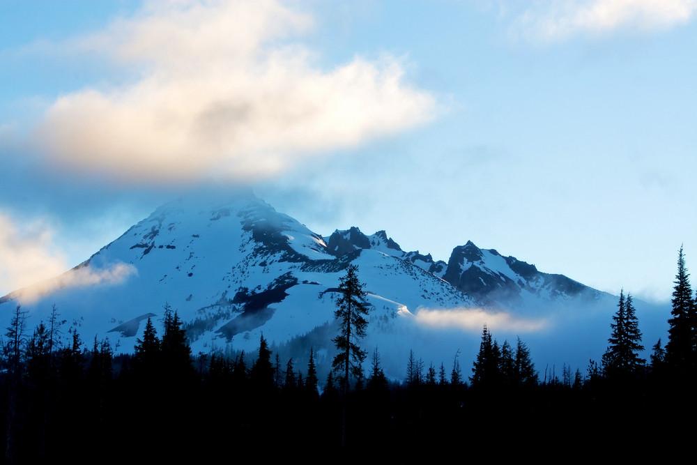Broken Top Mountain