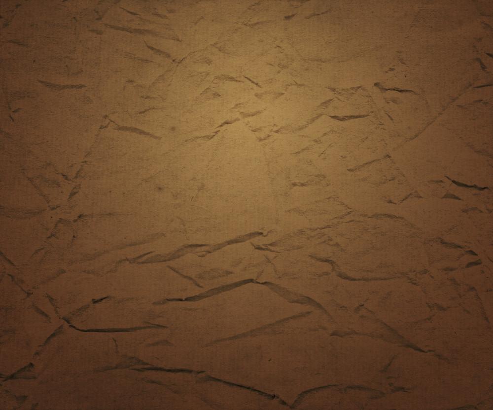 Brown Color Paper Texture