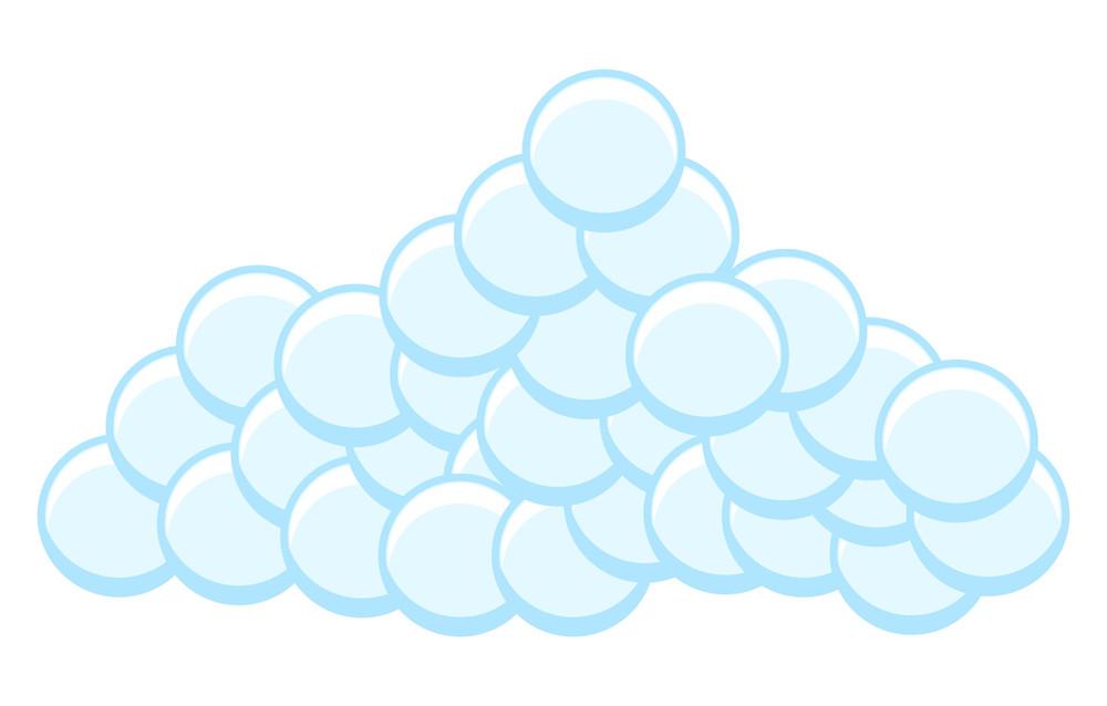 Bubbles Cloud