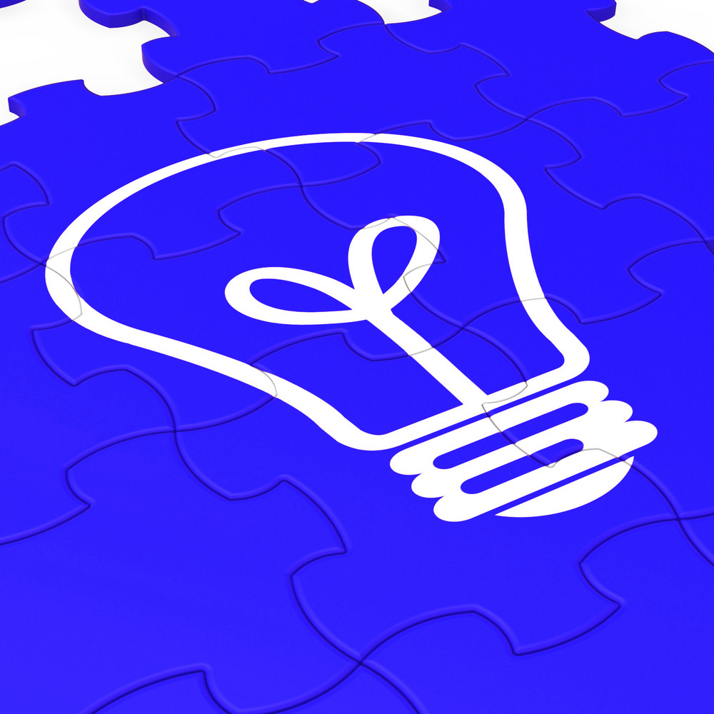 Bulb Puzzle Shows Intelligence And Inventions