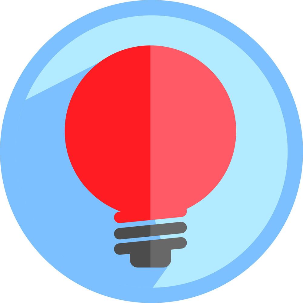 Bulb Shape Icon