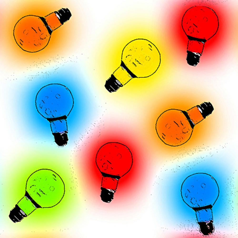 Bulbs Pattern
