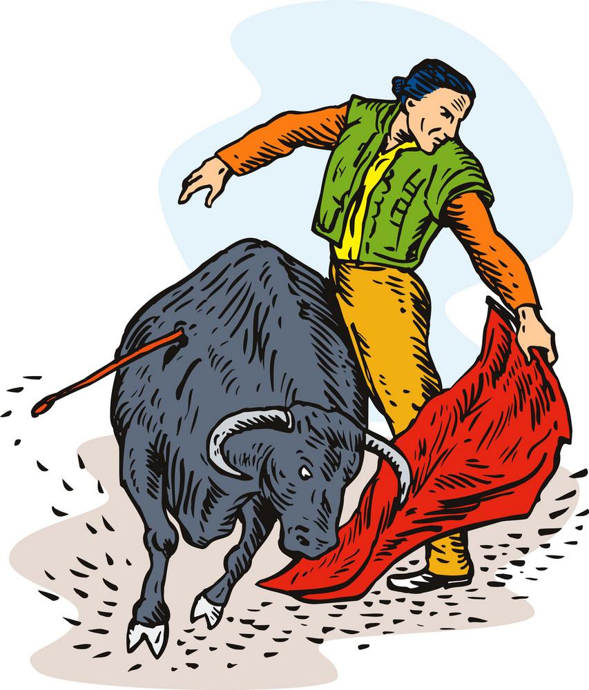 Bullfighter Matador Bullfighting