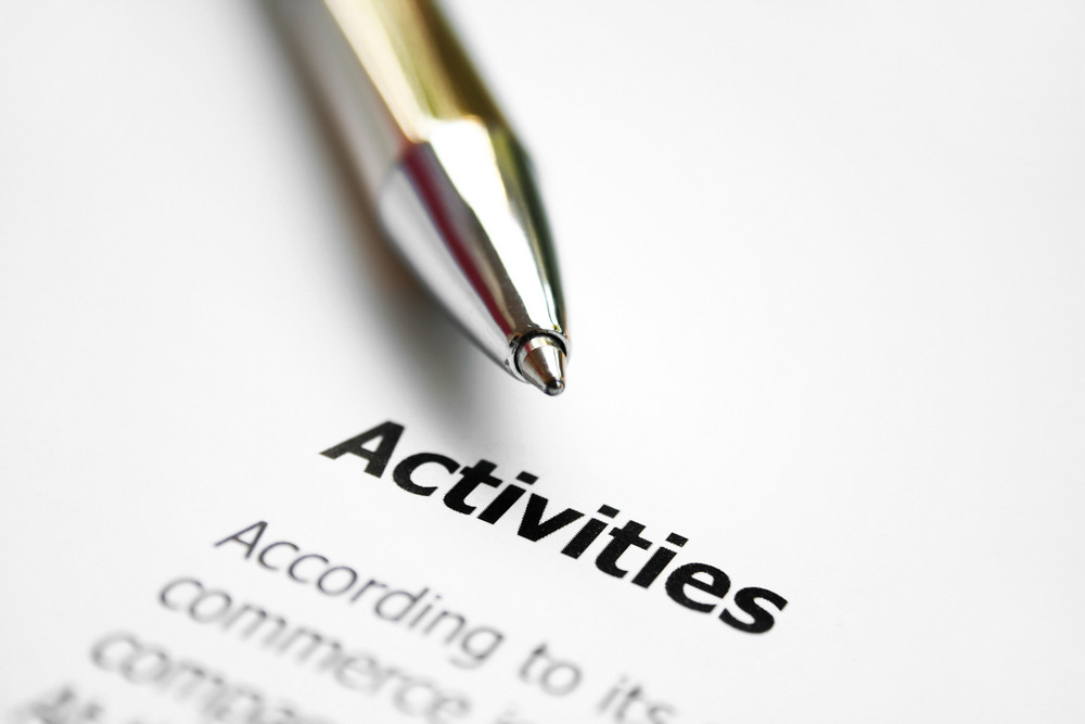 Business Activities