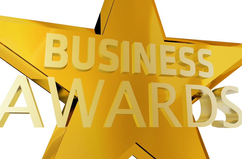 Business Awards Star