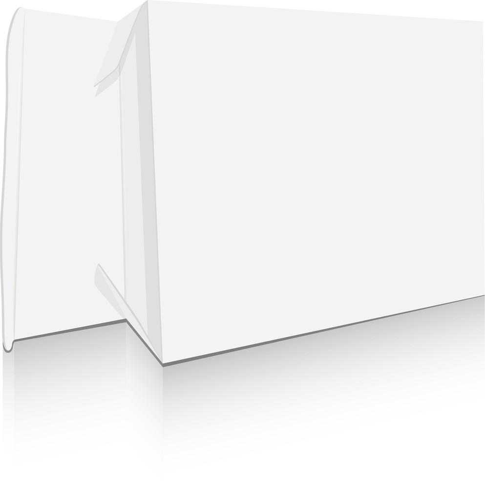Business Box Illustration