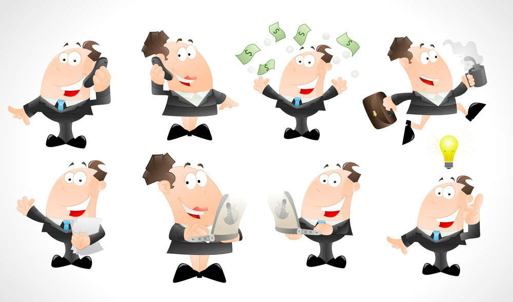 Business Cartoons
