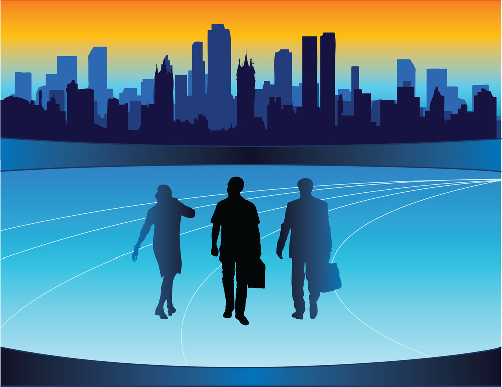 Business Life - Big City Rush