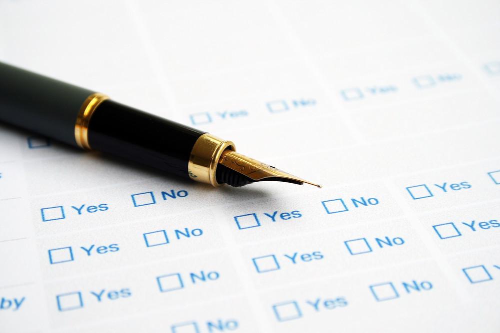 Business Survey Form