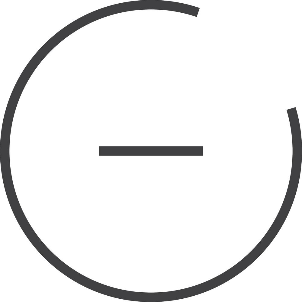 Button 16 Minimal Icon