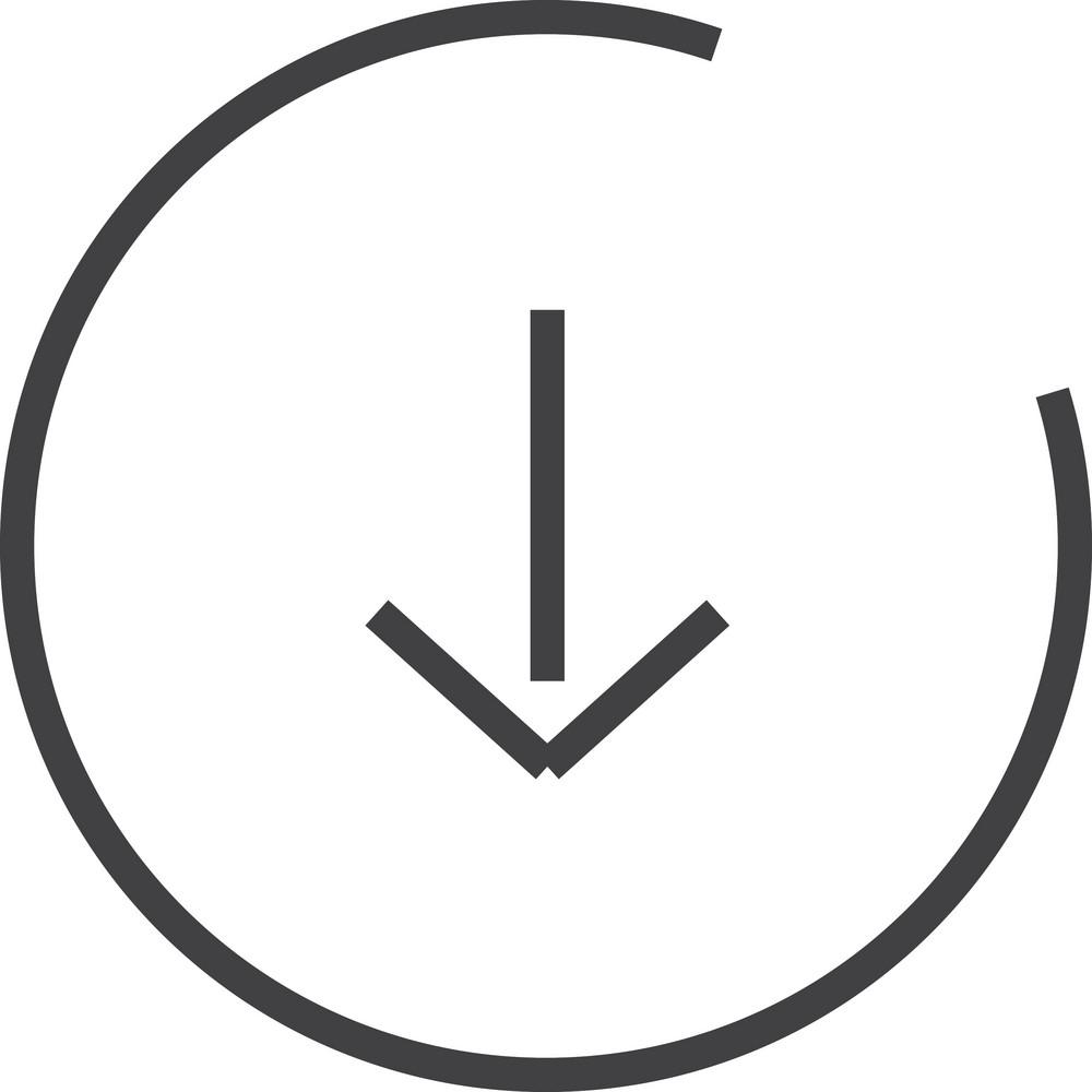 Button 18 Minimal Icon