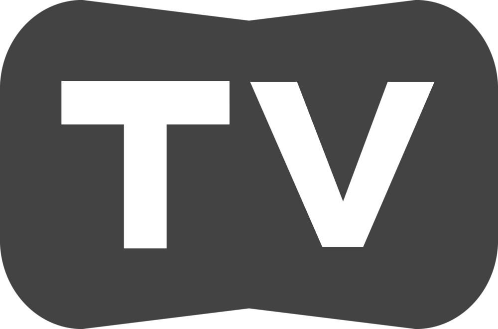 Button Tv Glyph Icon