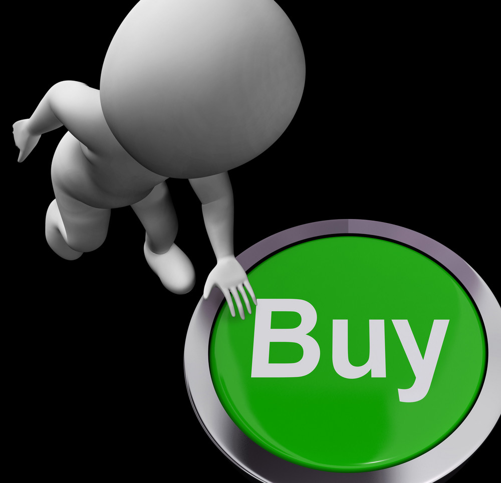 Buy Button For Commerce And Retail Purchasing