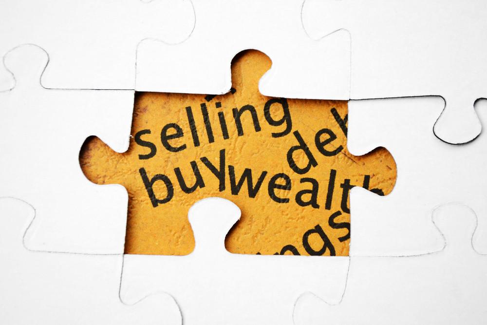 Buy Selling Wealth
