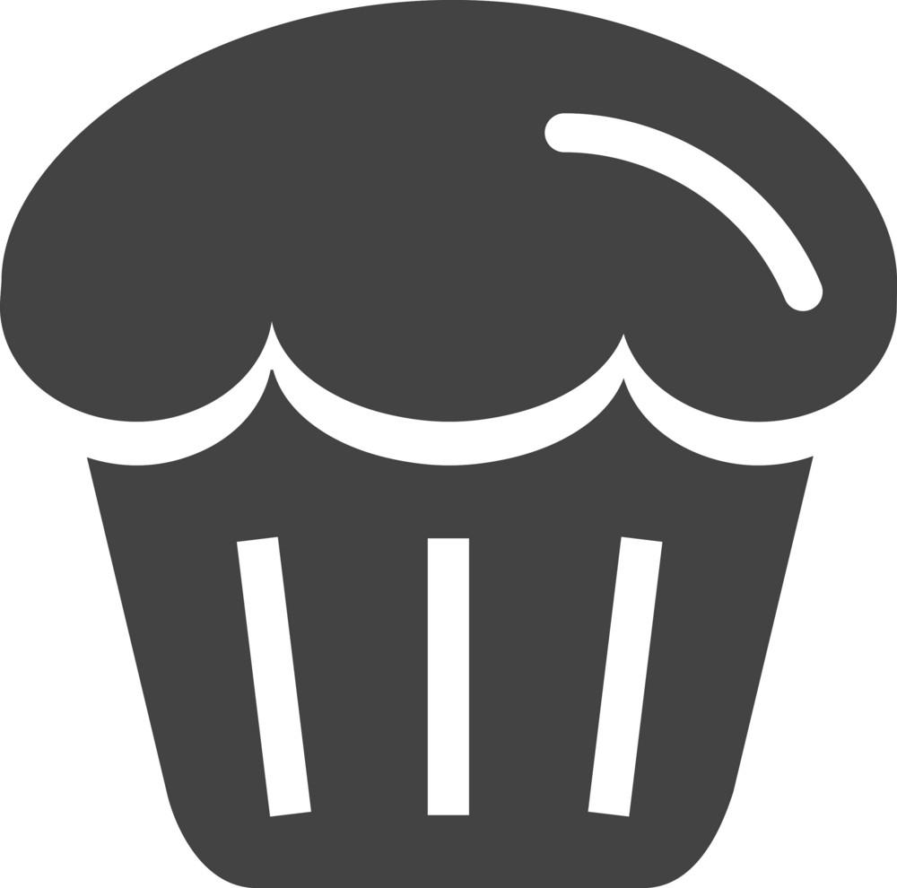 Cake 1 Glyph Icon