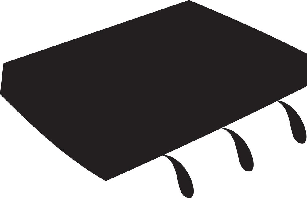 Illustration Of A Laptop.