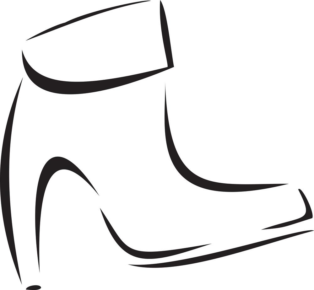 High Heel Boots For Ladies.