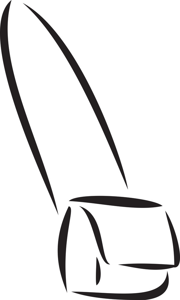 Illustration Of A Bag.