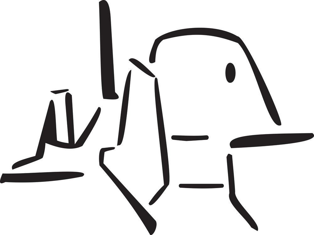 Illustration Of A